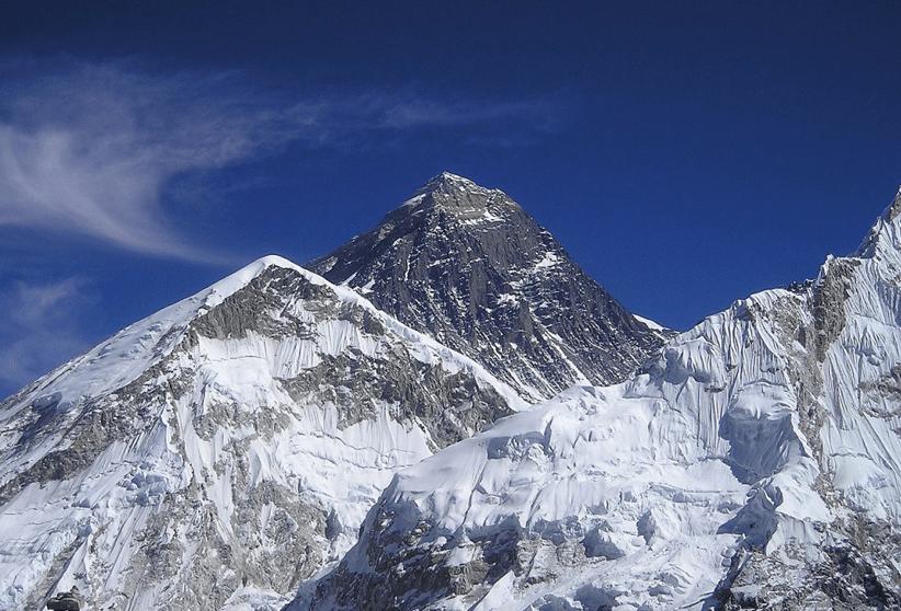 ヒマラヤ山脈の高山
